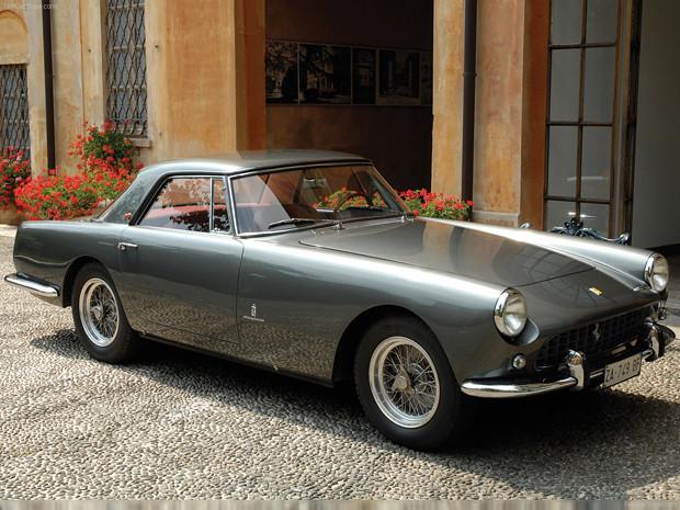 Ferrari 250 GT Coupe. Изображение № 10.