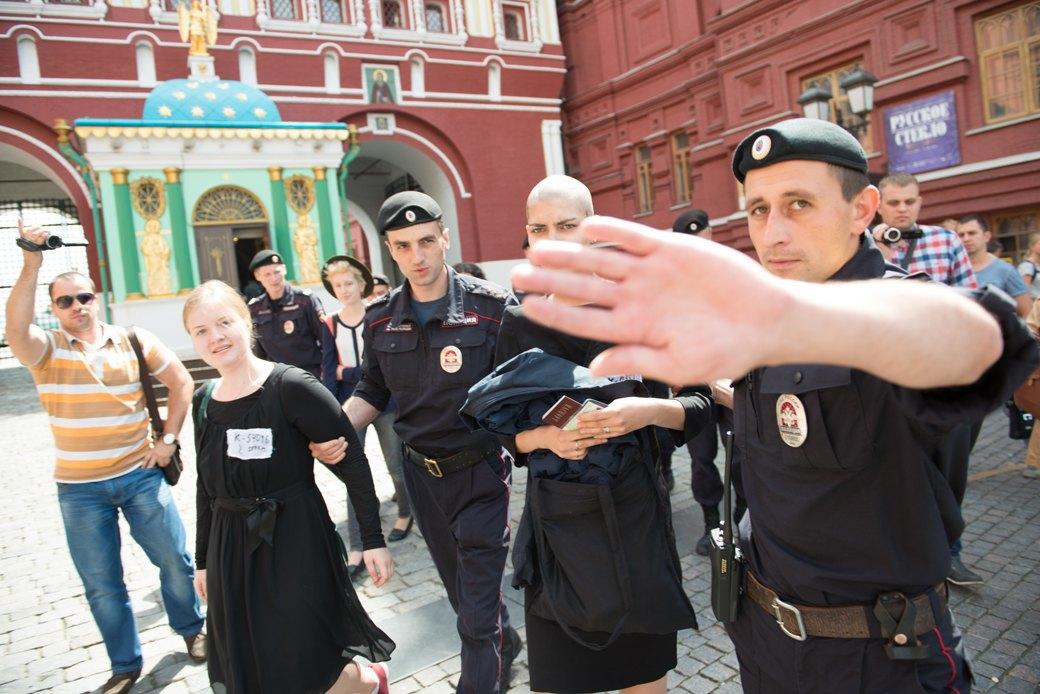 Не бойся: Катрин Ненашева о перформансах, своей выставке и женщинах в российских тюрьмах. Изображение № 18.