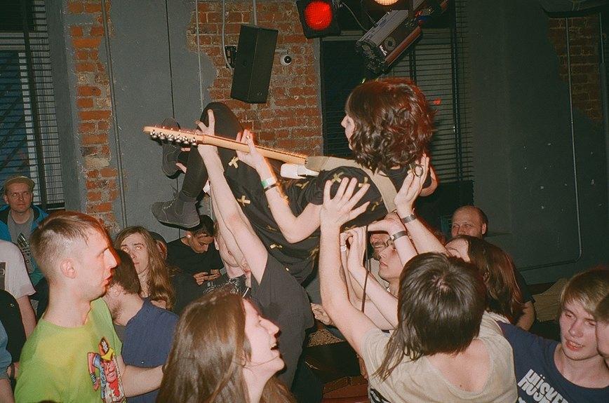 Фоторепортаж: Фестиваль «Новый шум» в «Артплее». Изображение № 13.