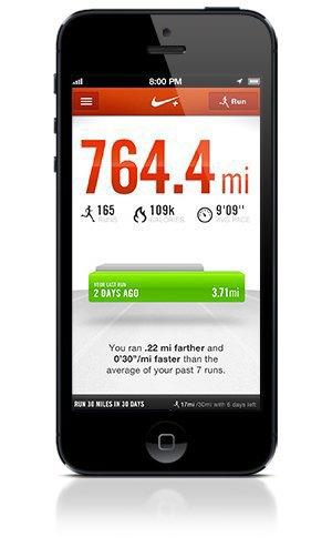 Быстрее, выше, сильнее: 7 мобильных приложений для спортивных тренировок. Изображение № 10.