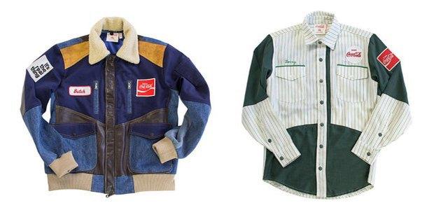 Марка Coca-Cola запустила собственную линейку одежды. Изображение № 1.