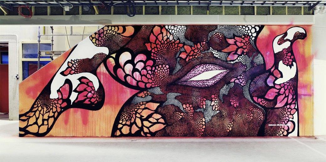 Пусси райтинг: Интервью со шведской художницей Каролиной Фалкольт. Изображение № 5.