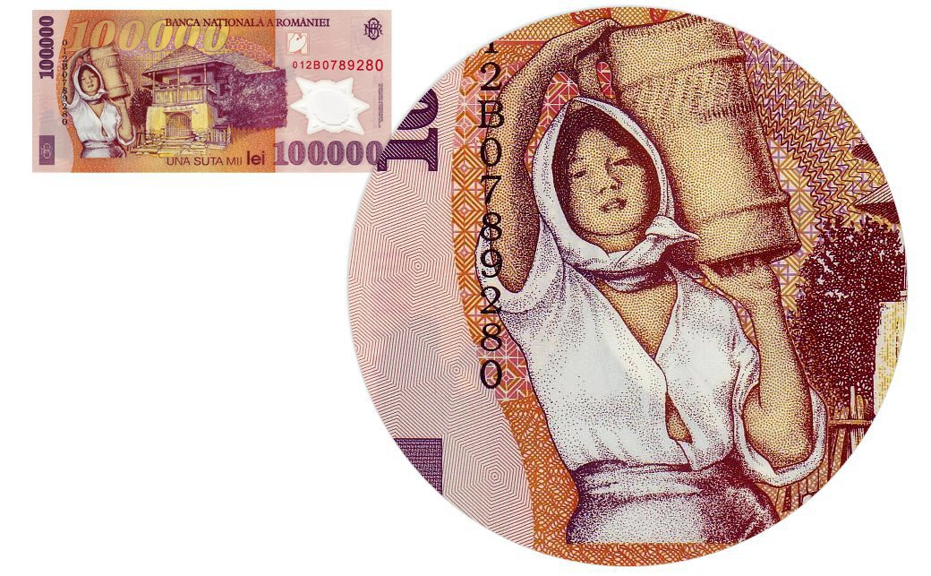 Без купюр: Непристойные изображения на банкнотах разных стран. Изображение № 7.