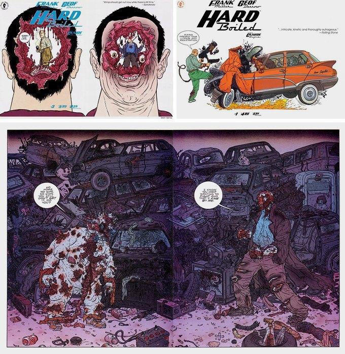 10 жестоких персонажей комиксов, о которых не доложили Роскомнадзору. Изображение № 8.