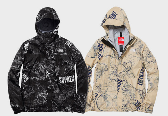 Supreme и The North Face выпустили капсульную коллекцию одежды. Изображение № 12.