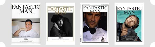 Изображение 24. Special Issue: Мужской журнал о моде Fantastic Man.. Изображение № 6.