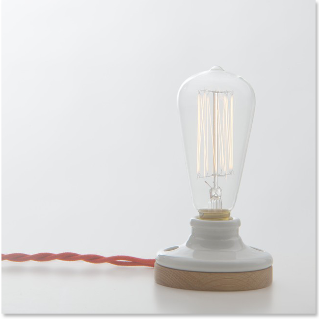 Ручная работа: Настольная лампа Reykjavik Trading Co.. Изображение № 1.