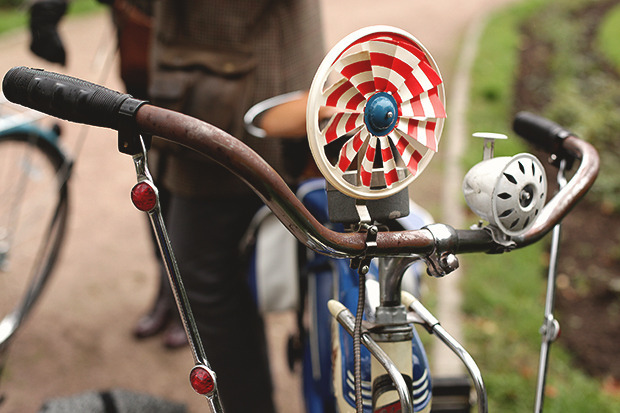 Детали: Репортаж с велозаезда Tweed Ride Moscow. Изображение №84.