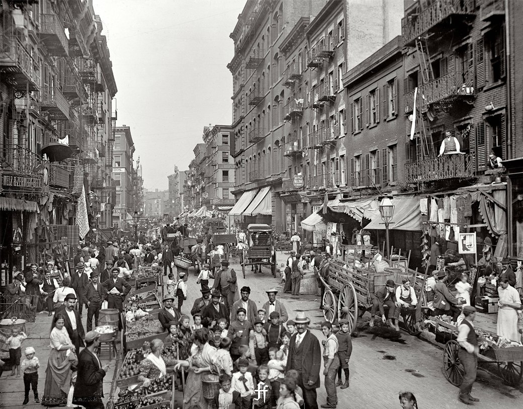 Как ирландские банды правили Нью-Йорком. Изображение № 24.