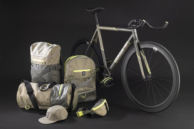 Марки Adidas и Bombtrack представили совместную модель велосипеда. Изображение № 7.