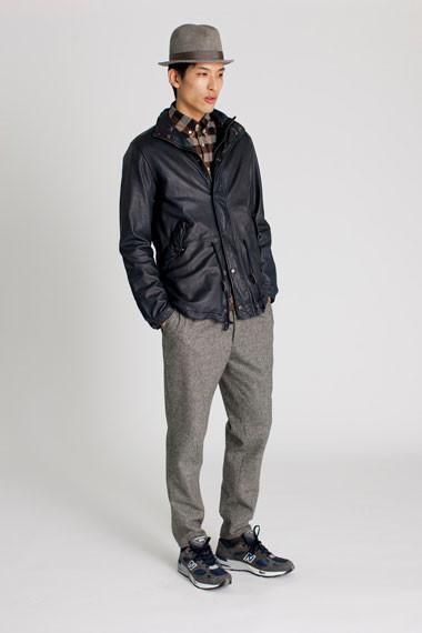 Новая коллекция одежды дизайнера Стивена Алана. Изображение № 2.
