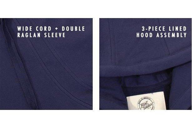 На Kickstarter появился проект «вечной толстовки» 10-Year Hoodie. Изображение № 6.