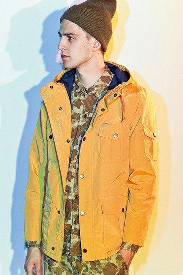 Марка Carhartt WIP выпустила лукбук весенней коллекции одежды. Изображение № 21.
