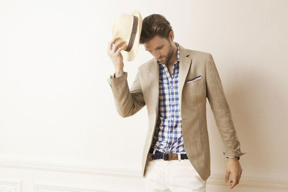 Мужские лукбуки: Zara, H&M, Pull and Bear и другие. Изображение № 4.