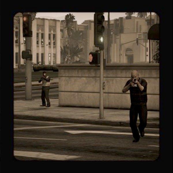Агентство Media Lense: Фоторепортажи из горячих точек и бандитских районов в GTA V Online. Изображение № 5.
