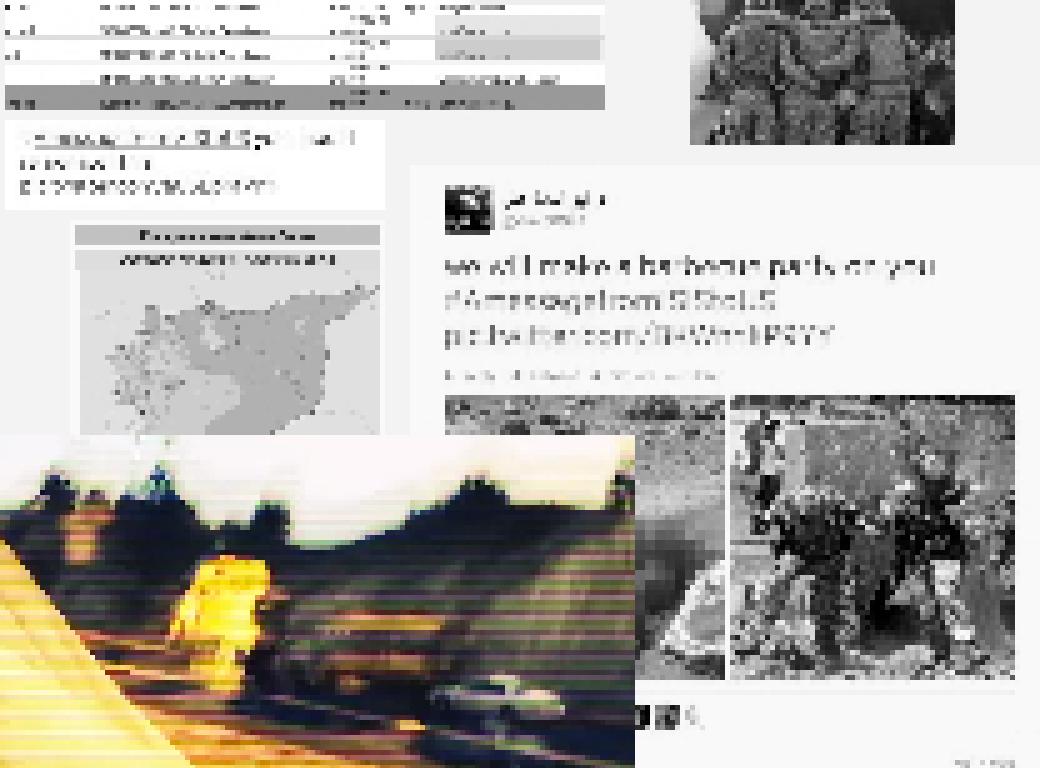 Ловля сетью: Как террористы ведут пропаганду и вербовку в социальных медиа. Изображение № 4.