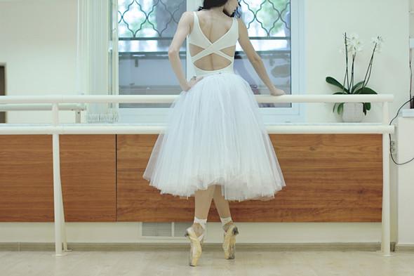 Классические формы: Балерина. Изображение № 6.