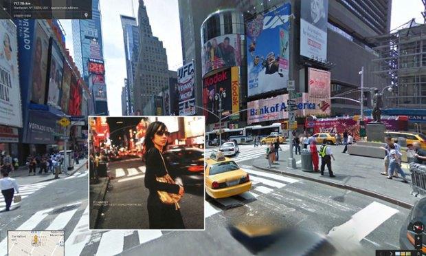 The Guardian наложила обложки альбомов на фотографии мест, где они были сняты. Изображение № 2.