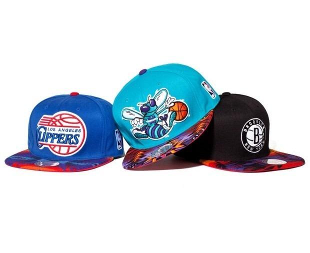 Genesis Project совместно с Pendleton выпустили вторую коллекцию кепок с символикой команд НБА. Изображение № 1.