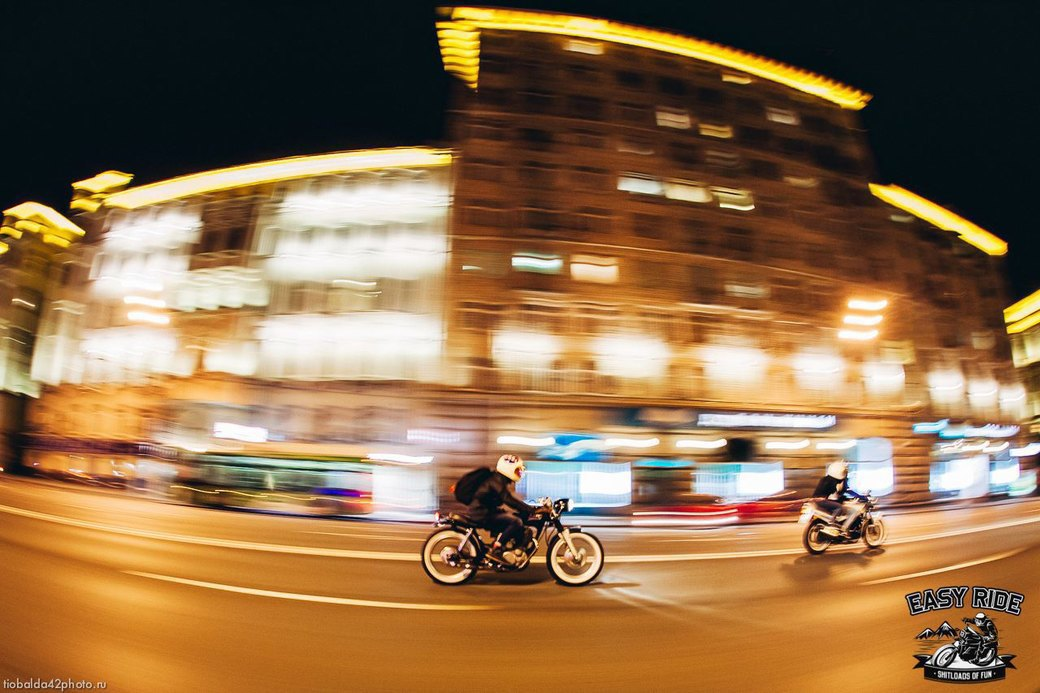 Easy Ride: Новый сезон проекта и видео с ночного заезда. Изображение № 2.