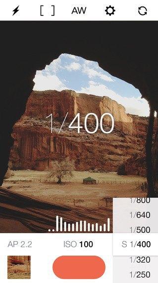 Новое фотоприложение для iPhone даёт полный контроль над камерой. Изображение № 4.