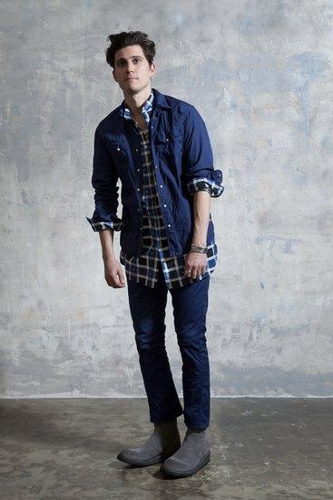 Японская марка Nonnative выпустила лукбук осенней коллекции одежды. Изображение № 16.