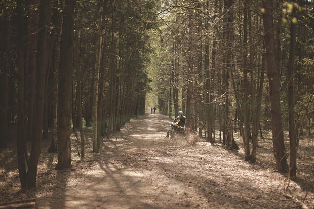 Репортаж со съемок тест-драйва мотоцикла Kawarna. Изображение № 16.