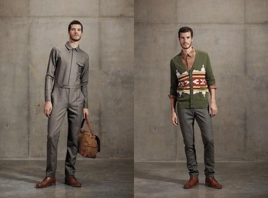 Марка Pendleton выпустила осеннюю коллекцию одежды. Изображение № 6.