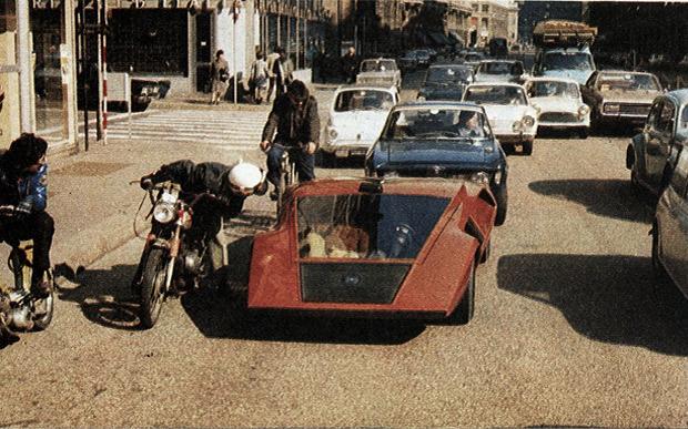 Гид по достижениям Lancia: 8 фантастических машин, опередивших свое время. Изображение № 7.