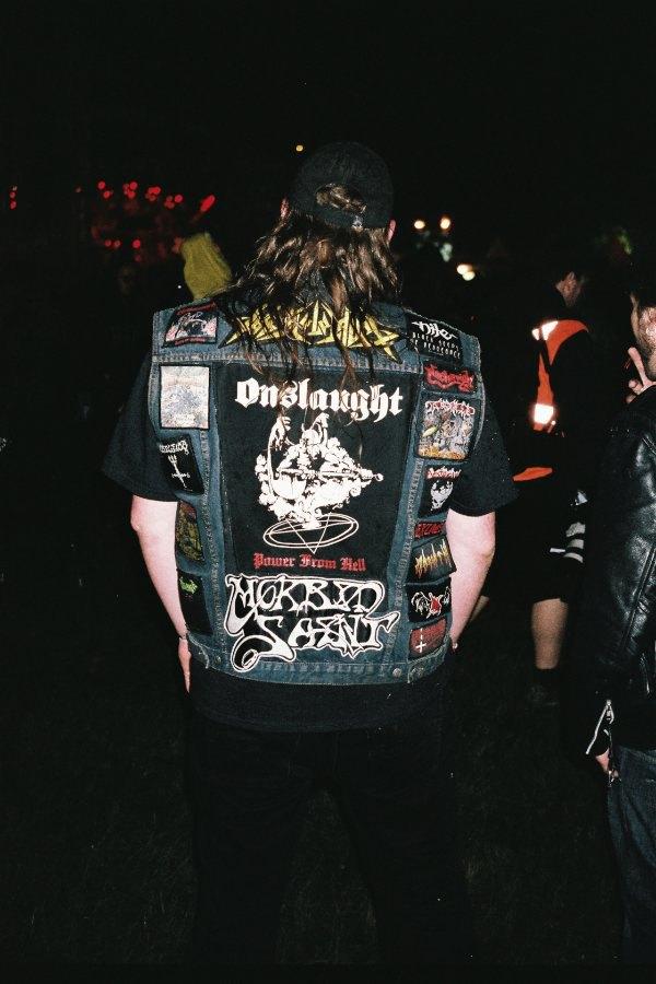 Цельнометаллическая оболочка: Путеводитель по курткам металлистов в формате фоторепортажа. Изображение № 21.