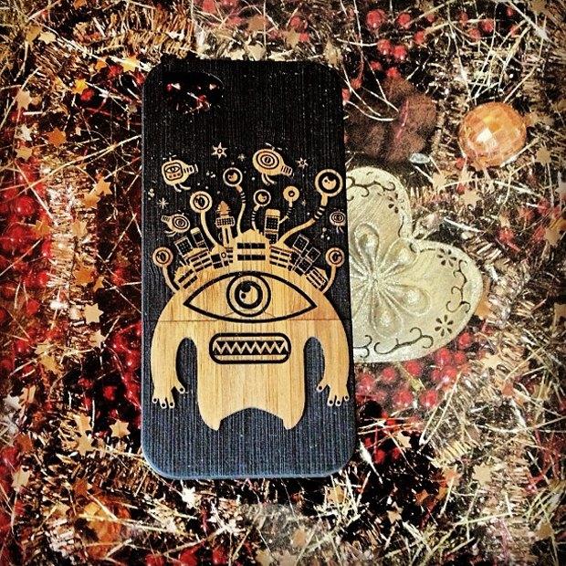 Новая марка: Аксессуары для телефонов Twig Case Co.. Изображение № 3.
