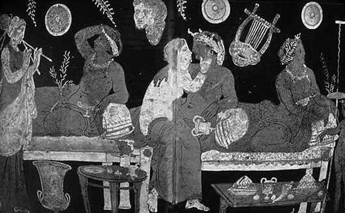Священные блудницы: Как работала проституция в Древнем Египте, Риме и Вавилоне. Изображение №5.