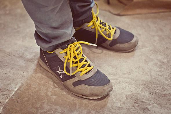 Фоторепортаж: 50 мужских кроссовок на выставке Faces & Laces. Изображение № 17.