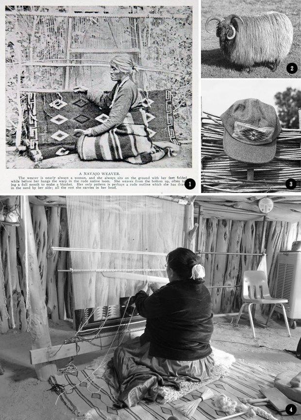 Дело шьют: Узоры индейцев навахо как атрибут мужского стиля. Изображение № 1.