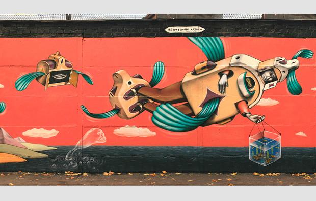 Скетчбук: Художник Waone из Киева рассказывает о своих избранных работах. Изображение № 8.