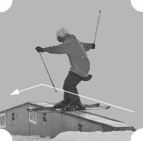 Новая школа: Как начать заниматься экстремальным направлением горных лыж. Изображение № 21.