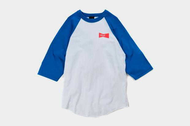 Марка Huf выпустила летнюю коллекцию одежды. Изображение № 7.