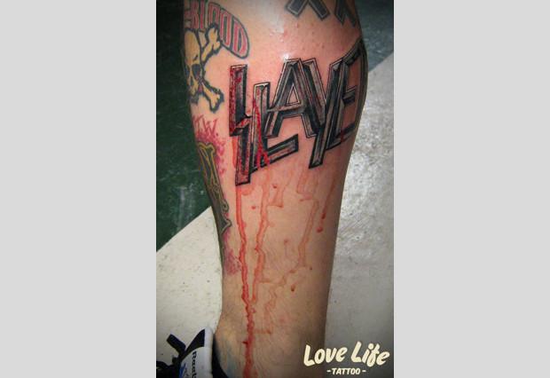 Избранные работы студии Love Life Tattoo. Изображение № 3.