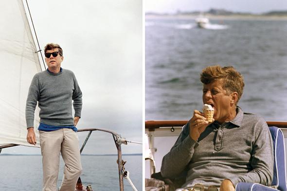 Изображение 20. Men's Digest: Как одеться на футбольный матч, где живут модели, что носил Джон Кеннеди.. Изображение № 2.