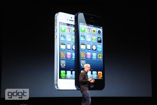Компания Apple представила iPhone5. Изображение № 1.