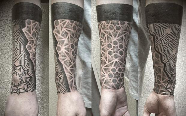 Точка на плоскости: Гид по дотворку — особенной технике татуировок. Изображение №3.