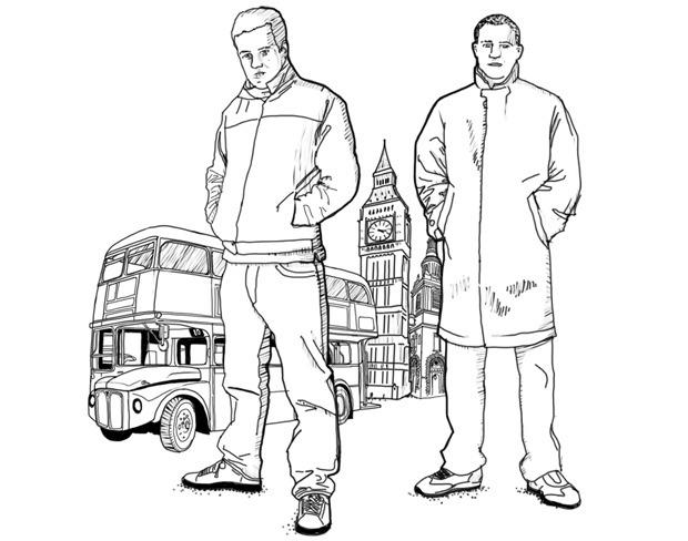 Трудности перевода: Как превратить свой школьный английский в язык лондонских рабочих. Изображение № 1.