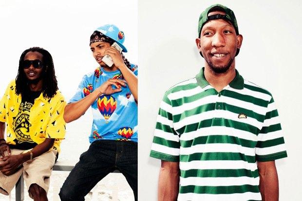Хип-хоп-группировка Odd Future опубликовала новый лукбук своей марки. Изображение № 3.