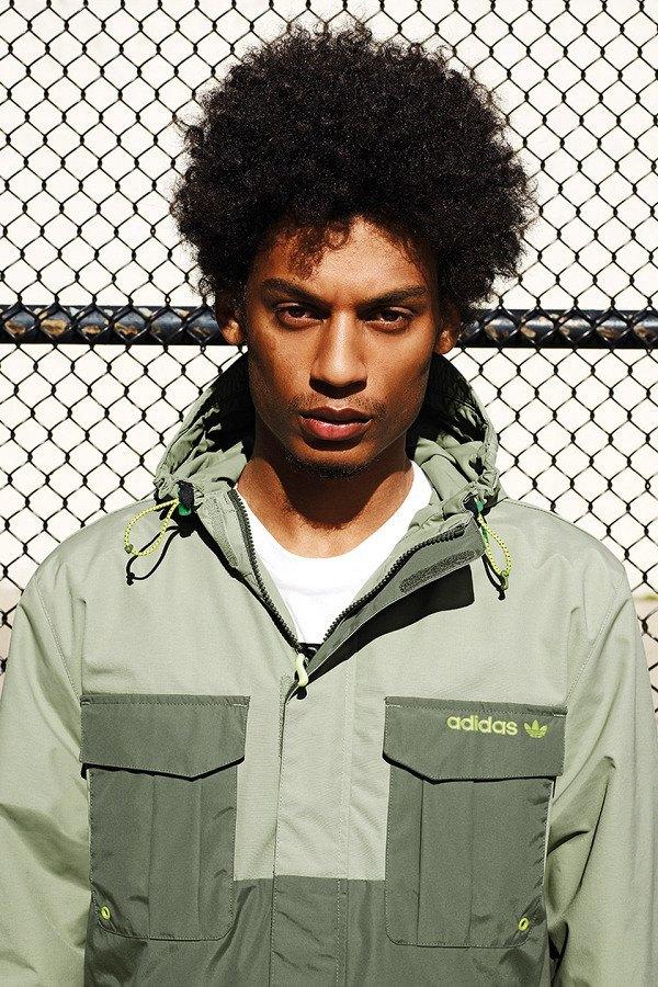 Adidas Originals выпустили лукбук новой весенней коллекции. Изображение № 7.