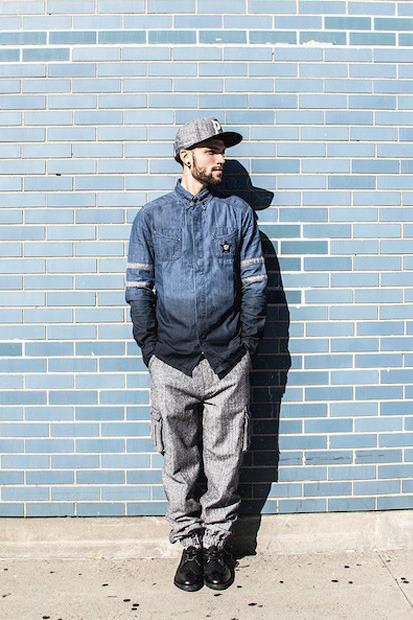 Марка Play Cloths выпустила осенний лукбук. Изображение № 7.
