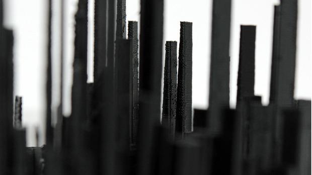 Дизайнеры отпечатали 3D-макеты альбомов Portishead, Ника Дрейка и Einsturzende Neubauten. Изображение № 13.