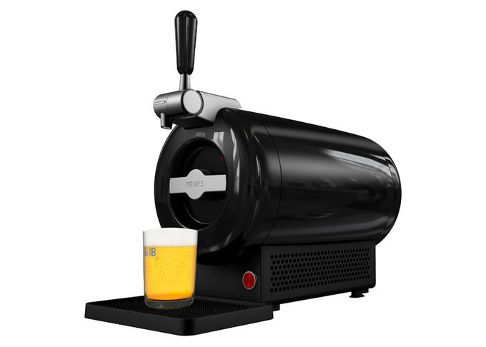 Дизайнер из Apple создал машину для приготовления пива. Изображение № 5.