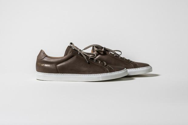 Марка Common Projects представила осеннюю коллекцию обуви. Изображение № 9.