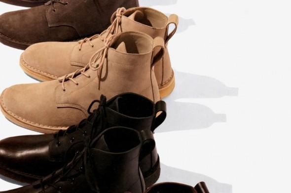 Две новые коллекции обуви Supreme и открытие магазина в Лондоне. Изображение № 9.