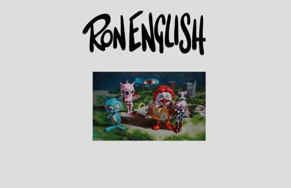 10 новых проектов художника Рона Инглиша. Изображение № 11.